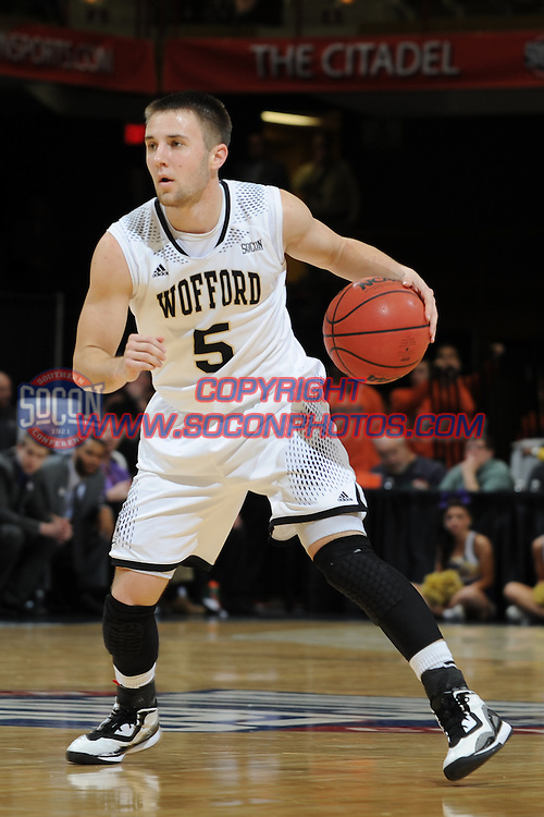 The Southern Conference hosted their 2015 Basketball Championship in Asheville, North Carolina. WCU, Wofford. Credit: Todd Drexler/SoConPhotos.com