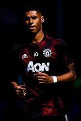Marcus Rashford of Manchester United - Mandatory by-line: Robbie Stephenson/JMP - 21/04/2019 - FOOTBALL - Goodison Park - Liverpool, England - Everton v Manchester United - Premier League