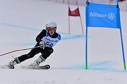MIKUSHIN Alexey LW6/8-1 NPA at 2018 World Para Alpine Skiing Cup, Kranjska Gora, Slovenia