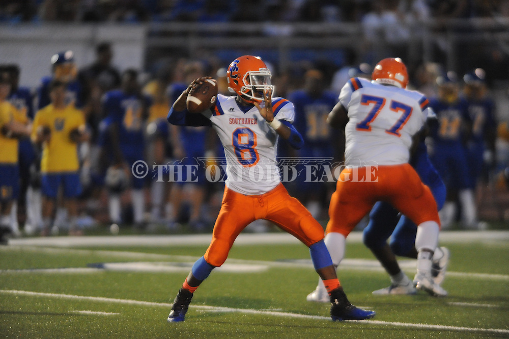 Oxford High vs. Southaven at Bobby Holcomb Field in Oxford, Miss. on Friday, August 21, 2015.