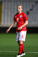 Fifa Womans World Cup Canada 2015 - Preview //<br /> Cyprus Cup 2015 Tournament ( Gsp Stadium Nicosia - Cyprus ) - <br /> Australia vs England 0-3   //  Laura Bassett of England