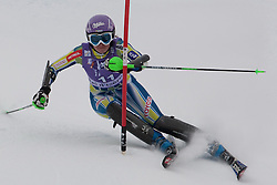 19.12.2010, Val D Isere, FRA, FIS World Cup Ski Alpin, Ladies, Super Combined, im Bild Tina Maze (SLO) whilst competing in the Slalom section of the women's Super Combined race at the FIS Alpine skiing World Cup Val D'Isere France. EXPA Pictures © 2010, PhotoCredit: EXPA/ M. Gunn / SPORTIDA PHOTO AGENCY