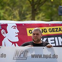 2015/05/01 Berlin | Politik | NPD Kundgebung in Berlin-Ahrensfelde