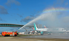 APR 08 2014  Saudia Low Cost Carrier Flynas - London Gatwick