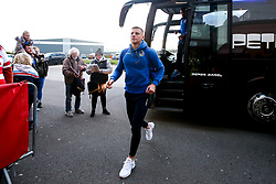 Alfie Kilgour of Bristol Rovers arrives at Doncaster Rovers - Mandatory by-line: Robbie Stephenson/JMP - 26/03/2019 - FOOTBALL - Keepmoat Stadium - Doncaster, England - Doncaster Rovers v Bristol Rovers - Sky Bet League One