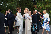 ANNABEL SPICER; DEBORAH GREEN, Preview party, Chelsea flower show. Royal Hospital Rd. London. 22 May 2017