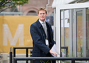 Labour Party Conference <br /> at Manchester Central, Manchester, Great Britain <br /> 23rd September 2014 <br /> <br /> <br /> Tristram Hunt MP <br /> Shadow Education Secretary <br /> <br /> <br /> Photograph by Elliott Franks <br /> Image licensed to Elliott Franks Photography Services