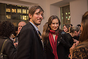 "EUGENIO RE REBAUDENGO, The launch of Rachel Howard's ""Humble Hanger"" -  a limited edition jewellery collaboration with True Rocks.. BlainSouthern, Hanover Sq. London. 18 November 2015"