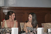 TAMARA MELLON AND GEORGINA CHAPMAN, 6th Annual Lanc»me Colour Designs Awards In association with CLIC Sargent Cancer Care.  Lindley Hall, Vincent Sq. London. 28 November 2006.  ONE TIME USE ONLY - DO NOT ARCHIVE  © Copyright Photograph by Dafydd Jones 248 Clapham Rd. London SW9 0PZ Tel 020 7733 0108 www.dafjones.com