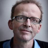 Nederland, Amsterdam , 16 november 2012..Henk Marseille, art director bij dagblad Trouw.Foto:Jean-Pierre Jans