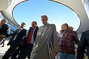 &copy; Filippo Alfero<br /> Pierluigi Bersani visita il nuovo Campus Universitario Einaudi di Torino<br /> Torino, 05/11/2012<br /> politica<br /> Nella foto: Pierluigi Bersani e Piero Fassino