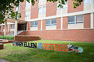 Mary Ellen Givens Retirement Parade