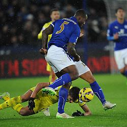 Leicester v Spurs   Premier League   26 December 2014