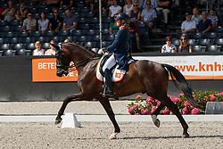 Quint Laura, NED, Edison<br /> Nederlands Kampioenschap Dressuur <br /> Ermelo 2018<br /> © Hippo Foto - Dirk Caremans<br /> 29/07/2018