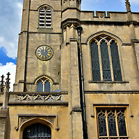 Christ Church in Bath, England<br />