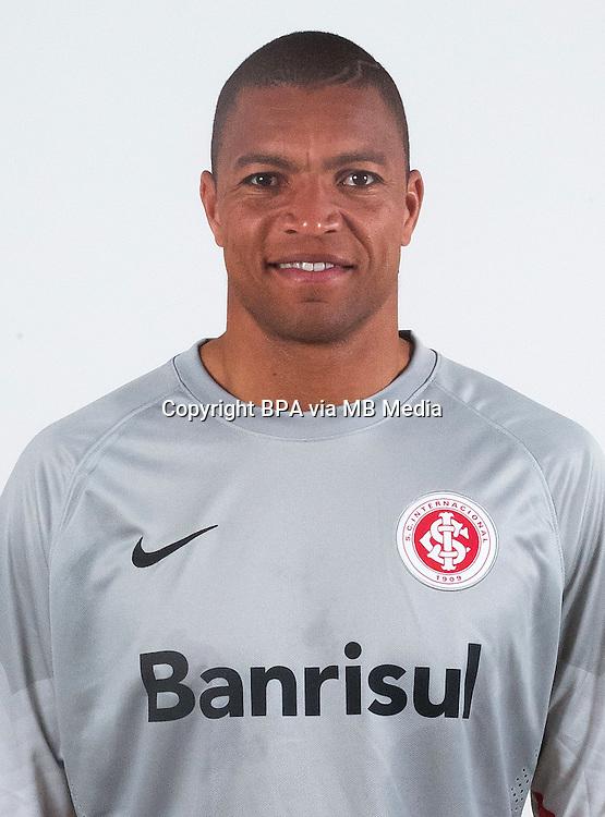 Brazilian Football League Serie A / <br /> ( Sport Club Internacional ) - <br /> Nelson de Jesus e Silva &quot; Dida &quot;