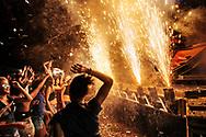 Party of the «RUBI - the spaceship of sound» in Santa Bárbara do Pará, 2017. With DJ's Moyses and Bruninho performing.<br /> The Rubi soudsystems family has 66 years of activity in the state of Pará, one of the most beloved in the state (founded on August 13, 1952 by Orlando Santos) /// <br /> Festa da aparelhagem « RUBI - a Nave do Som » em Santa Bárbara do Pará, 2017. Com os DJ's Moyses e Bruninho no comando. <br /> A familia das aparelhagens Rubi tem 66 anos de atividade no estado do Pará, uma das mais queridas do estado (fundada dia 13 de agosto de 1952 por Orlando Santos)