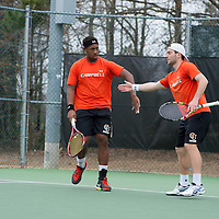 Men Tennis vs Wingate