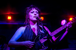 June 1, 2017 - Milan, Italy, Italy - American singer-songwriter Angel Olsen live at Salumeria della Musica in Milan. (Credit Image: © Mairo Cinquetti/Pacific Press via ZUMA Wire)