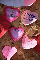Messages of support following arson attack on The Village Shop, Romanian foodstore in Norwich, UK July 2016