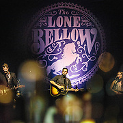 the Lone Bellow at Webster Hall
