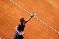 Born Coric during the Madrid Open at Manzanares Park Tennis Centre, Madrid<br /> Picture by EXPA Pictures/Focus Images Ltd 07814482222<br /> 04/05/2016<br /> ***UK &amp; IRELAND ONLY***<br /> EXPA-ESP-160504-0024.jpg