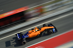 February 21, 2019 - Barcelona, Spain - German driver Nico Hulkenberg of French  team Renault F1 Team driving his single-seater RS19 during Barcelona winter test in Catalunya Circuit in Montmel?, Spain  (Credit Image: © Andrea Diodato/NurPhoto via ZUMA Press)