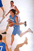 DESCRIZIONE : Bormio Torneo Internazionale Maschile Diego Gianatti Italia Francia <br /> GIOCATORE : Marco Mordente <br /> SQUADRA : Nazionale Italia Uomini Italy <br /> EVENTO : Raduno Collegiale Nazionale Maschile <br /> GARA : Italia Francia Italy France <br /> DATA : 02/08/2008 <br /> CATEGORIA : Palleggio <br /> SPORT : Pallacanestro <br /> AUTORE : Agenzia Ciamillo-Castoria/S.Silvestri <br /> Galleria : Fip Nazionali 2008 <br /> Fotonotizia : Bormio Torneo Internazionale Maschile Diego Gianatti Italia Francia <br /> Predefinita :