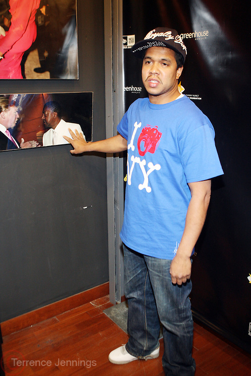 1 December 2010-New York, NY- Celebrity Photographer Johnny Nunez at The New Era Launch of his Limited Edition 59Fitfty Cap and Launch of his Eye Can Foundation held at The New Era Flagship Store on December 1, 2010 in New York City. Photo Credit: Terrence Jennings