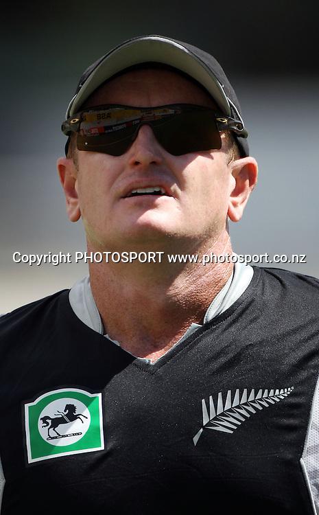 Scott Styris.<br />2nd one day international. New Zealand Black Caps versus Australia one day Chappell Hadlee cricket series. Eden Park, Auckland, New Zealand. Saturday 6 March 2010. Photo: Andrew Cornaga/PHOTOSPORT