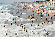 Summer Time in Huntington Beach