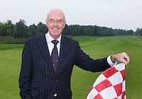 LELYSTAD - Rob Nijhof, voorzitter van Golfclub Flevoland in Lelystad. ANP COPYRIGHT KOEN SUYK