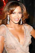 "Singer/actress Beyonce Knowles arrives at the Ziegfeld Theater in New York City,  Monday Dec 4 2006 for the film premiere ""Dreamgirls"""