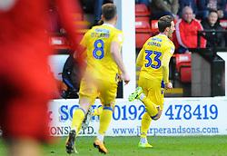 Alex Rodman of Bristol Rovers scores a goal making it 0-2 - Mandatory by-line: Nizaam Jones/JMP - 26/12/2018 - FOOTBALL - Banks's Stadium - Walsall, England- Walsall v Bristol Rovers - Sky Bet League One