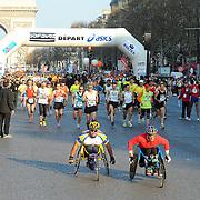 Marathon de Paris :: Handisport