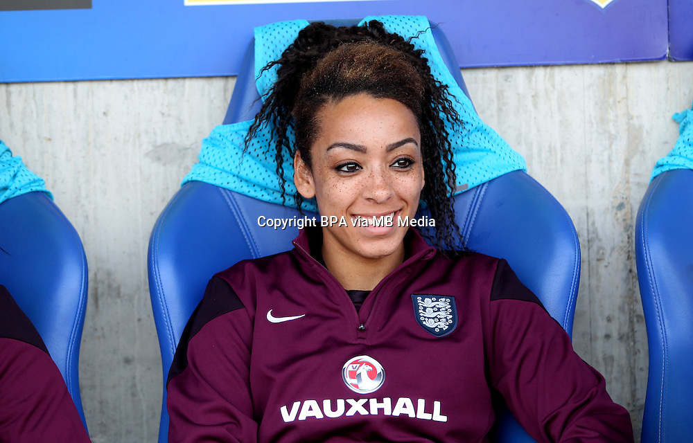 Fifa Womans World Cup Canada 2015 - Preview //<br /> Cyprus Cup 2015 Tournament ( Gsp Stadium Nicosia - Cyprus ) - <br /> Netherlands vs England 1-1   //  Jess Clarke of England