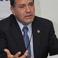 TOLUCA, México.- La Secretaria de Desarrollo Social Federal apoyara a 236 nuevos proyectos productivos con inversión de 11.9 millones de pesos, anuncio el delegado estatal Gustavo Arturo Vicencio Acevedo. Agencia MVT / Crisanta Espinosa. (DIGITAL)