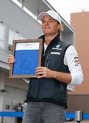 Motorsports / Formula 1: World Championship 2010, GP of Korea, 04 Nico Rosberg (GER, Mercedes GP Petronas),