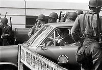US National guard take over town  Peoples Park Student protest & riots in Berkeley California 1969