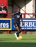 Dundee&rsquo;s Kharl Madianga - Brechin City v Dundee pre-season friendly at Glebe Park, Brechin, <br /> <br /> <br />  - &copy; David Young - www.davidyoungphoto.co.uk - email: davidyoungphoto@gmail.com
