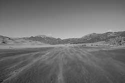The Great Sand Dunes in Colorado