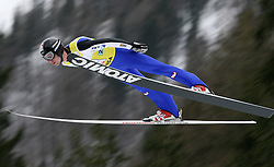 Wolfgang Loitzl (AUT) at Flying Hill Team in 3rd day of 32nd World Cup Competition of FIS World Cup Ski Jumping Final in Planica, Slovenia, on March 21, 2009. (Photo by Vid Ponikvar / Sportida)