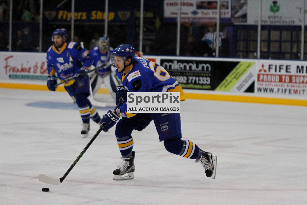 Fife Flyers V Braehead Clan, Elite Ice Hockey League, 28 November 2015Fife Flyers V Braehead Clan, Elite Ice Hockey League, 28 November 2015Fife Flyers V Braehead Clan, Elite Ice Hockey League, 28 November 2015<br /> <br /> FIFE FLYERS #67 PADDY CULLEN