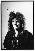 Tommy Lee, Soho, London c1983