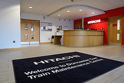Hitachi Rail Europe, Ten Pound Walk, Doncaster.<br /> <br /> Picture: Chris Vaughan Photography<br /> Date: January 2, 2018