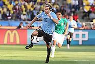 2010 World Cup - Mexico v Uruguay