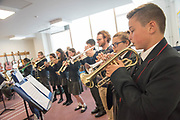 The opening of the Goodwin Academy, Deal. Preceeded by a fanfare by BoldAs students from the Academy. 06/10/2017. © Tony NAndi 2017 The opening of the Goodwin Academy, Deal. Preceeded by a fanfare by BoldAs students from the Academy. 06/10/2017. © Tony Nandi 2017 The opening of the Goodwin Academy, Deal. Preceeded by a fanfare by BoldAs students from the Academy. 06/10/2017. © Tony Nandi 2017