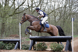 Van Laer Nick - Roxane des Tilleuls<br /> Nationaal kampioenschap eventing LRV <br /> Lummen 2006<br /> Photo &copy; Hippo Foto