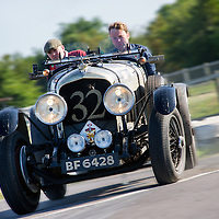 Car 32 William Medcalf Dan Harrison Bentley 4½ Litre