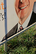 Heiss umkämpfte Ständeratwahlen 2011 im Kanton Solothurn und Niederlage für die FDP: Pirmin Bischof (CVP) löst den bekannten bisherigen Kurt Flury (FDP) ab. Elections fédérales 2011 dans le canton de Soleure: victoire du PDC Pirmin Bischof sur le libéral Kurt Flury. © Romano P. Riedo | FOTOPUNKT.CH.